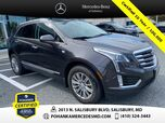 2017 Cadillac XT5 Luxury ** Pohanka Certified 10 year / 100,000 **