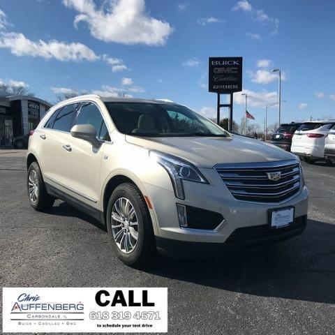 2017 Cadillac XT5 Luxury AWD Carbondale IL