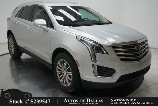 2017_Cadillac_XT5_Luxury CAM,PANO,HTD STS,PARK ASST,BLIND SPOT_ Plano TX