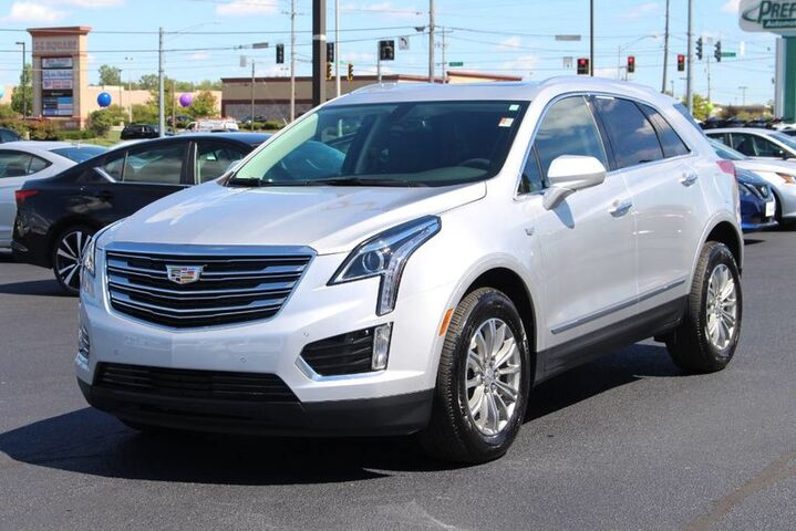 2017 Cadillac XT5 Luxury FWD Fort Wayne Auburn and Kendallville IN