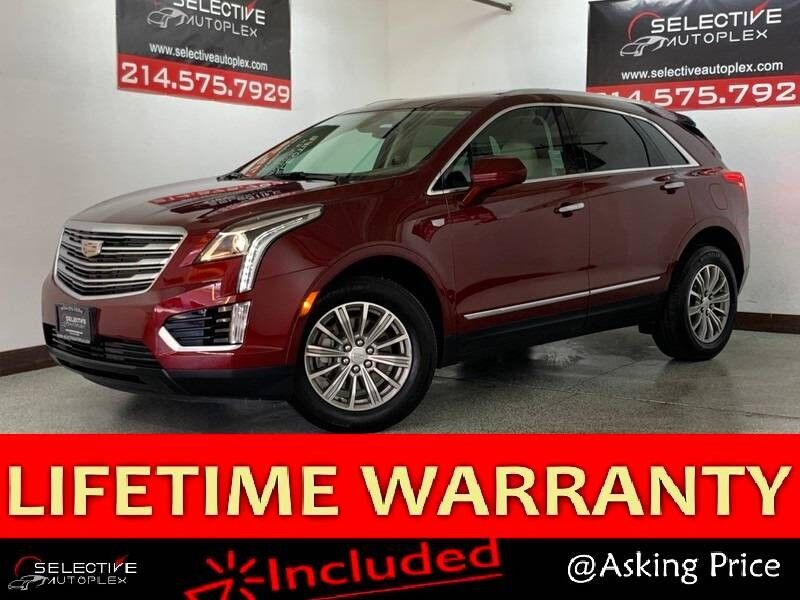 2017 Cadillac XT5 Luxury FWD, NAV, REAR VIEW CAM, PANO ROOF, BOSE Carrollton TX