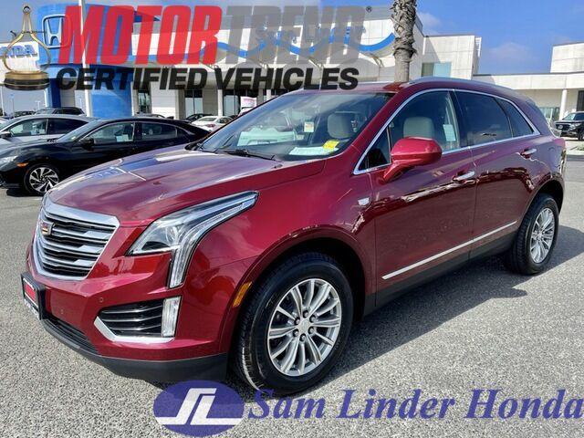 2017 Cadillac XT5 Luxury FWD Salinas CA