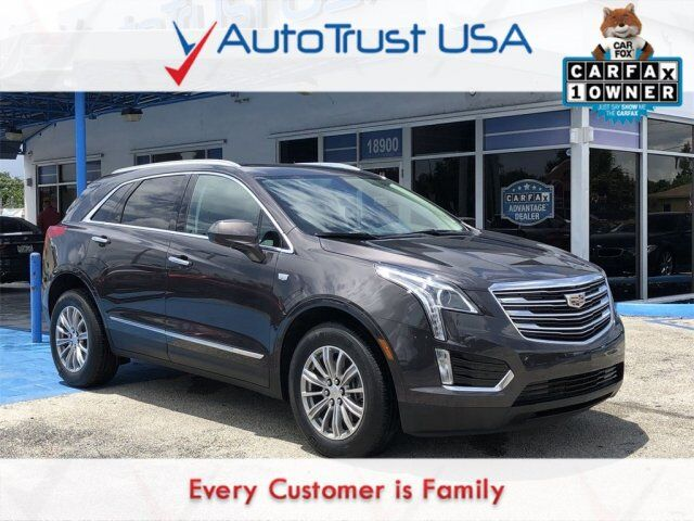2017 Cadillac XT5 Luxury Miami FL