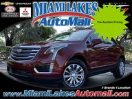 2017 Cadillac XT5 Luxury Miami Lakes FL
