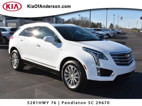 2017_Cadillac_XT5_Luxury_ Greenville SC