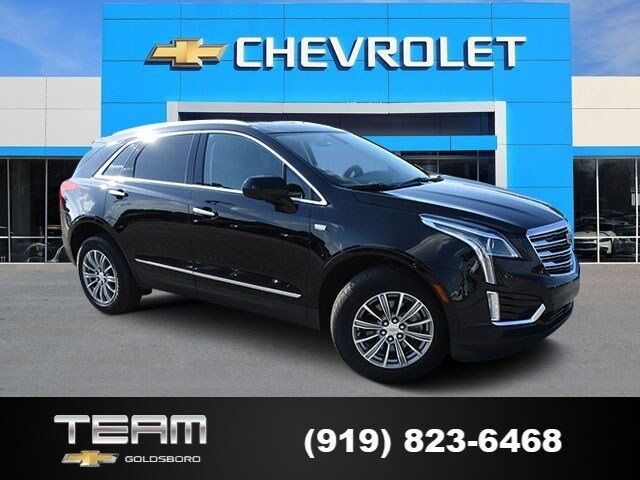 Team Chevrolet Salisbury Nc >> 2017 Cadillac XT5 Luxury Goldsboro NC 32352738