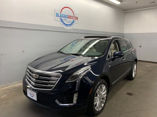 2017 Cadillac XT5 Premium Luxury AWD Holliston MA