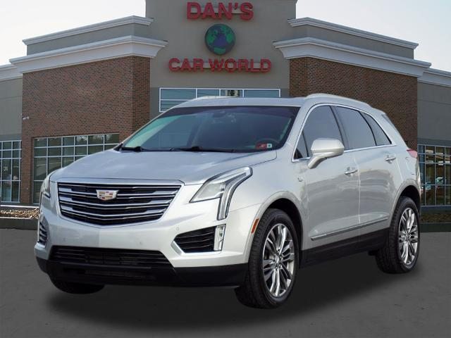 2017 Cadillac XT5 Premium Luxury Bridgeport WV