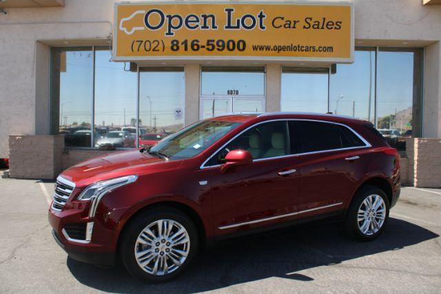 2017 Cadillac XT5 Premium Luxury Las Vegas NV