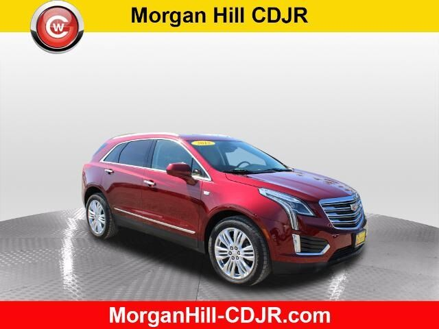 2017 Cadillac XT5 Premium Luxury Morgan Hill CA
