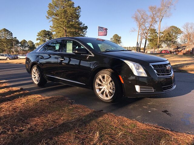 2017 Cadillac XTS 4d Sedan FWD Luxury Outer Banks NC