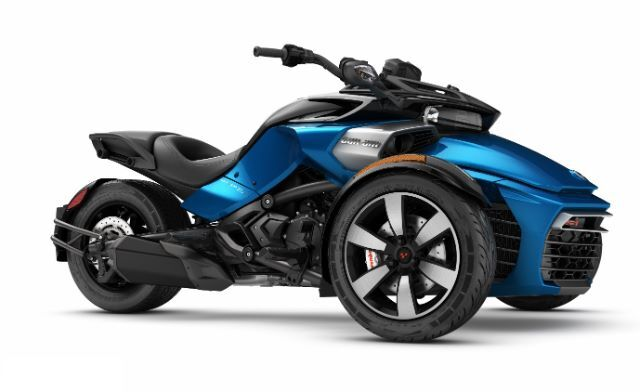 2017 Can-Am Spyder F3 S 1330