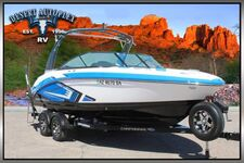 2017 Chaparral VRX 223 Supercharged Open Bow Jet Boat