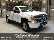 2017_Chevrolet_3500 HD UTILITY BED 4X4__ Hays KS
