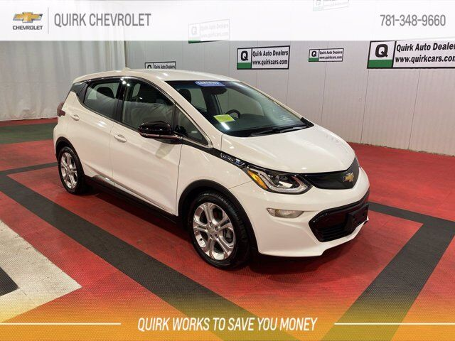 2017 Chevrolet Bolt EV LT Braintree MA
