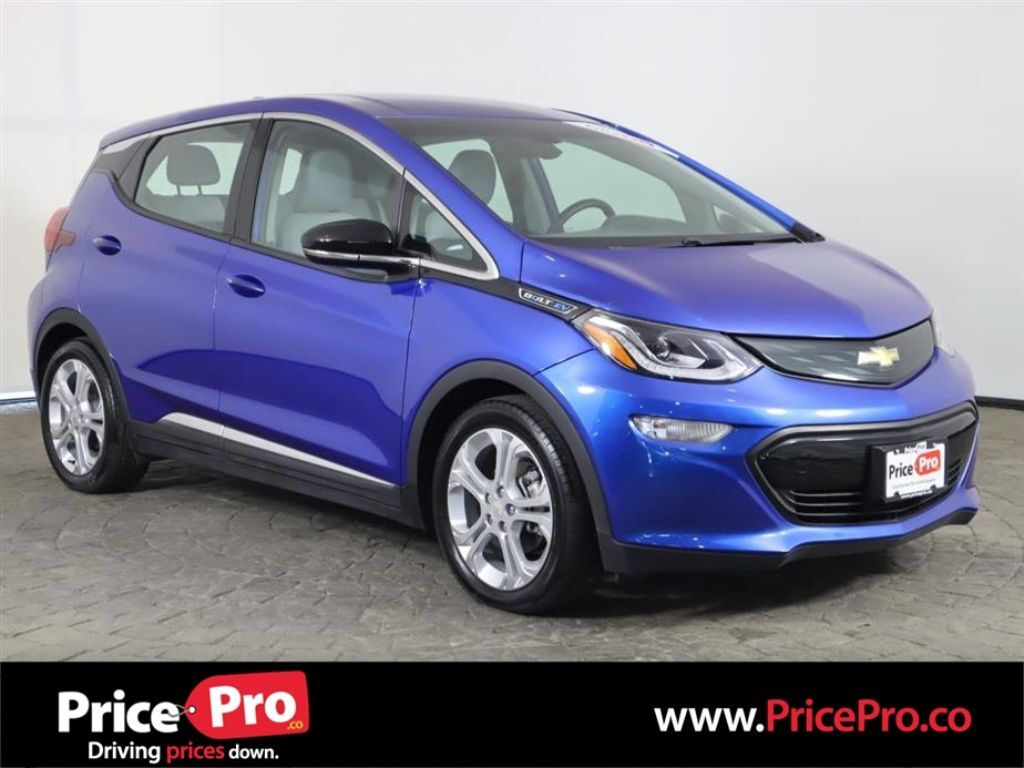 2017 Chevrolet Bolt EV LT w/Heated Seats Maumee OH