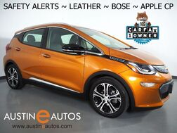 2017_Chevrolet_Bolt EV Premier_*BLIND SPOT & LANE DEPARTURE ALERT, COLLISION ALERT w/BRAKING, ADAPTIVE CRUISE, LEATHER, HEATED SEATS, BOSE AUDIO, APPLE CARPLAY_ Round Rock TX