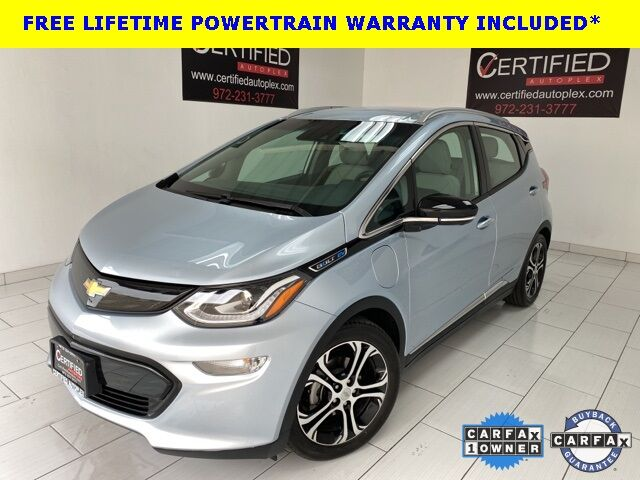 2017 Chevrolet Bolt EV Premier Dallas TX