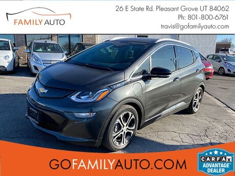 2017 Chevrolet Bolt EV Premier Pleasant Grove UT