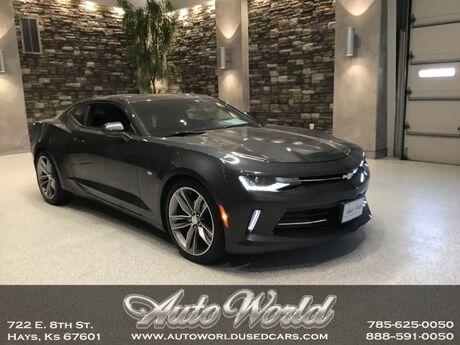 2017 Chevrolet CAMARO 1LT  Hays KS