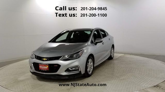 2017 Chevrolet CRUZE 4dr Hatchback Automatic LT Jersey City NJ