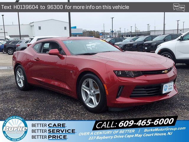 2017 Chevrolet Camaro 1LT Cape May Court House NJ