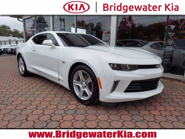 2017 Chevrolet Camaro 1LT Coupe,