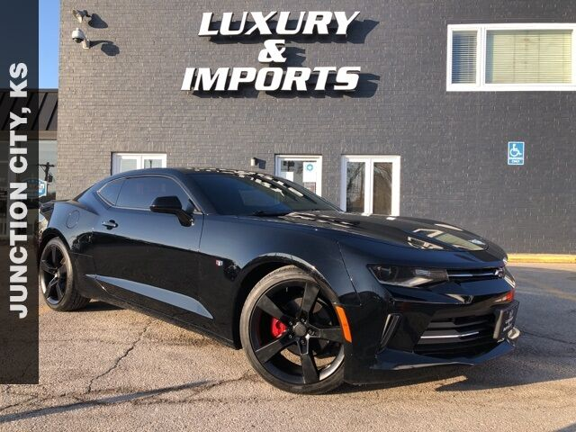 2017 Chevrolet Camaro 1LT Junction City KS