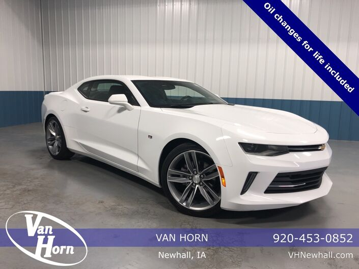 2017 Chevrolet Camaro 1LT Plymouth WI