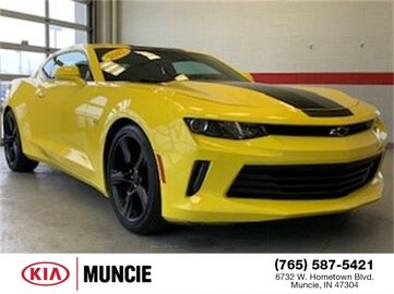 2017_Chevrolet_Camaro_1LT_ Richmond KY