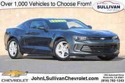 2017_Chevrolet_Camaro_1LT_ Roseville CA