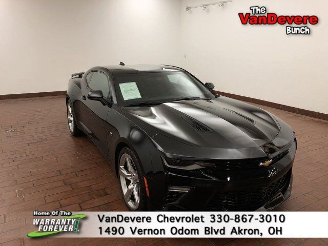2017 Chevrolet Camaro 1SS Akron OH