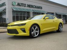 2017_Chevrolet_Camaro_1SS Coupe 6.2L 8CYL AUTOMATIC, CLOTH SEATS, BLUETOOTH CONNECTIVITY, APPLE CAR PLAY, ANDROID AUTO_ Plano TX