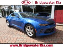 2017_Chevrolet_Camaro_2LT Coupe,_ Bridgewater NJ