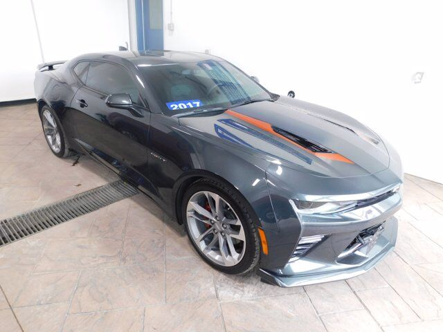 2017 Chevrolet Camaro 2SS 2DR COUPE *MANUAL* 50TH ANNIVERSARY EDITION Listowel ON