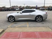 2017_Chevrolet_Camaro_2SS Coupe_ Jacksonville IL