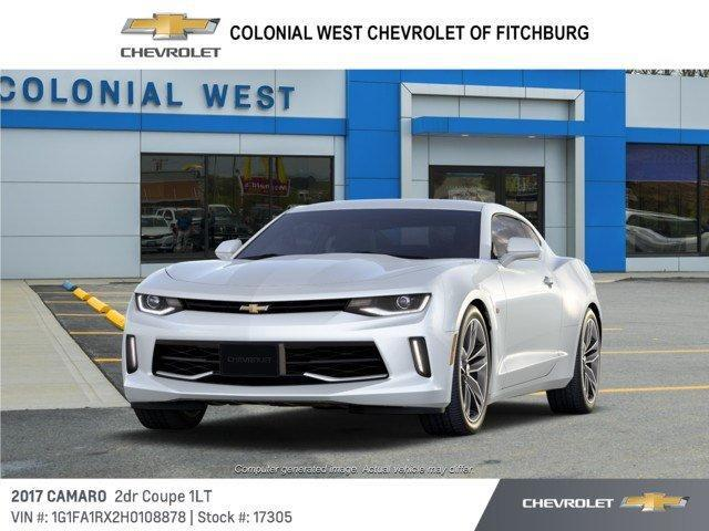 2017 Chevrolet Camaro 2dr Cpe 1LT Fitchburg MA