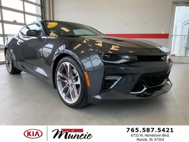 2017 Chevrolet Camaro 2dr Cpe SS w/2SS Muncie IN