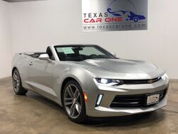 2017_Chevrolet_Camaro Convertible_LT RS PACKAGE REAR CAMERA BLUETOOTH WITH MP3 CAMABILITY PADDLE SHIFTERS_ Carrollton TX