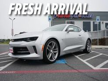 2017_Chevrolet_Camaro_LT_ Mission TX