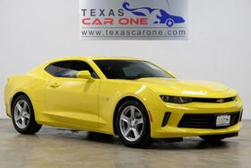 2017_Chevrolet_Camaro_LT TECHNOLOGY PKG REAR CAMERA KEYLESS START REMOTE ENGINE START BOSE SOUND_ Carrollton TX
