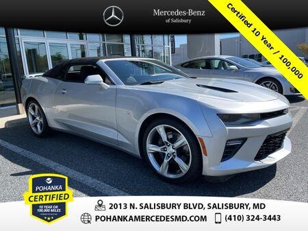 2017_Chevrolet_Camaro_SS ** Only 17,221 Miles ** Pohanka Certified ** 1SS_ Salisbury MD