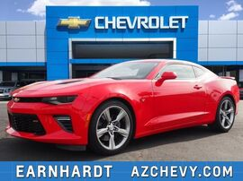 2017_Chevrolet_Camaro_SS_ Phoenix AZ