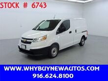 2017_Chevrolet_City Express_~ Dual Sliding Doors ~ Only 144 Miles!_ Rocklin CA