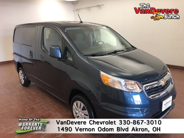 2017 Chevrolet City Express 1LS Akron