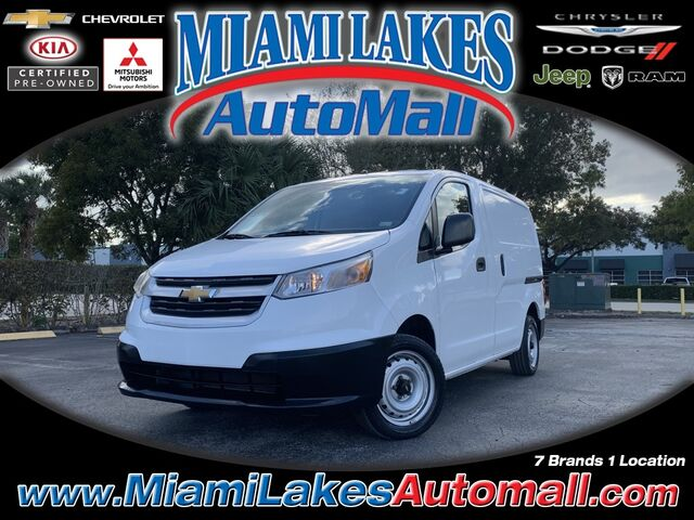 2017 Chevrolet City Express 1LS Miami Lakes FL
