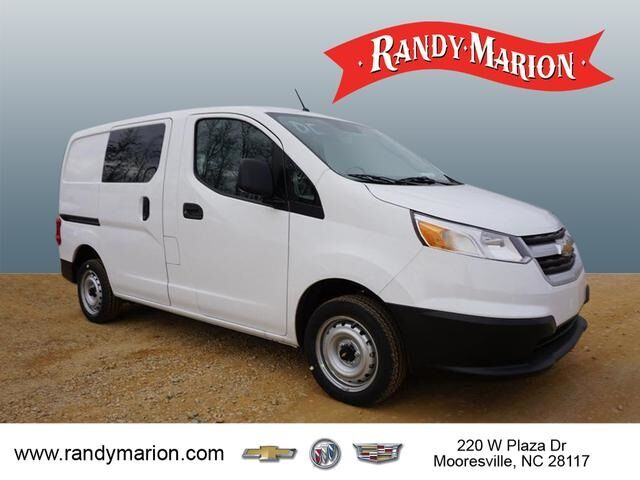 2017 Chevrolet City Express 1LS Mooresville NC