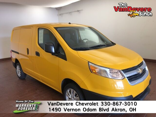 2017 Chevrolet City Express 1LT Akron
