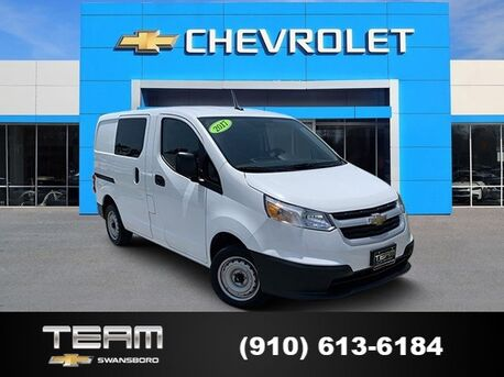 2017_Chevrolet_City Express_1LT_ Goldsboro NC