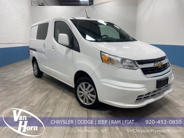 2017 Chevrolet City Express 1LT Plymouth WI